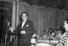 young Desi Arnaz 1940s