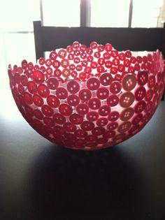 Pinterest and button bowls | Kumquat and Junebug