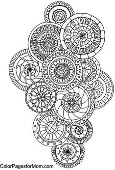 Coloring Pages for Adults Mandala. 30 Coloring Pages for Adults Mandala. Coloring Pages Mandala From Free Coloring Books for Adults Paisley Coloring Pages, Mandala Coloring Pages, Animal Coloring Pages, Coloring Book Pages, Coloring Pages For Kids, Coloring Sheets, 3d Templates, Printable Adult Coloring Pages, Color Patterns