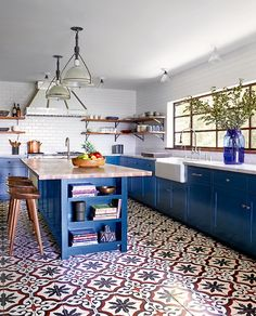 Pamela Shamshiri of Commune Design, photo by Richard Powers for ELLE DECOR
