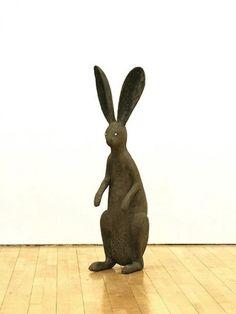 COELHO da escultura-Henk-visch