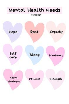 Mental health needs Mental Health Facts, Mental Health Awareness Month, Mental Health Journal, Positive Mental Health, Mental And Emotional Health, Mental Health Matters, Mental Health Recovery, Mental Health Slogans, Mental Illness Awareness