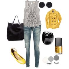 casual date night outfit