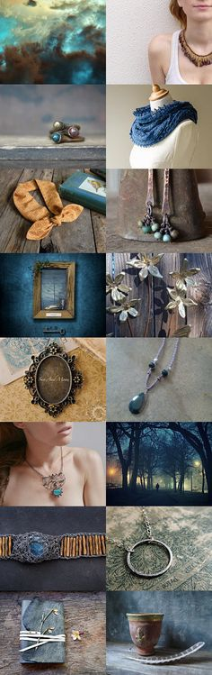 October Ambiance  by Dana Marie on Etsy--Pinned with TreasuryPin.com