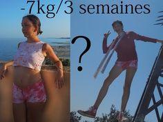 Comment j'ai perdu 7kg en 3 semaines (sans sport, me priver, y laisser ma santé et mon moral…!) - YouTube