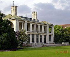Hazelwood, used as the terrace area of Slanderley.