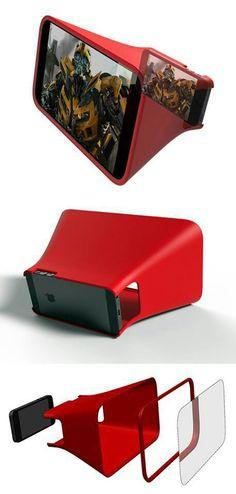 Una soluzione rapida ed efficace per ingrandire lo schermo dell'iPhone.