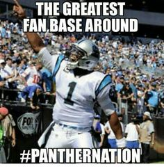 We love you, Panthers!