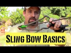 Sling Bow Basics How To Get Started - YouTube