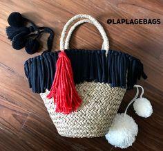 Basket bags tote bags straw bags