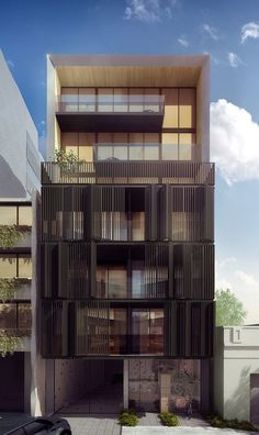 SJB   Projects - Tapestry Apartments: