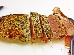 Balsamic Pork Tenderloin - LAZ notes:  very tender, simple and tasty.