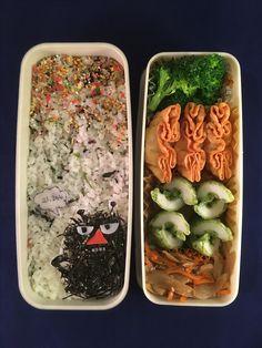 「スティンキー弁当」 Moomin, Bento, Bento Box