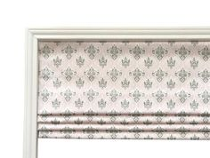 Faux Flat Roman Shade Valence/Couture Roman Shade/Premier Prints Madison Twill Bella Storm/ Pink Nursery/ Girl Grey/ Your Choice of Fabric Garden Lounge Chairs, Roman Shades, Flat Roman Shade, Pink Nursery, Roman Shade Curtain, Iron Bench, Metal Chairs, Victorian Gardens, Faux