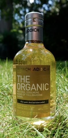 The Bruichladdich Organic Single Malt Scotch Whisky