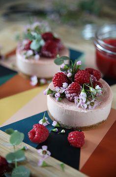 Le Cheesecake aux Framboises : La Recette qui tue ! ❤︎