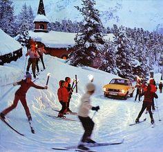 Winter sports Opel