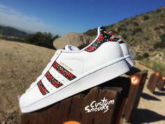 Adidas Superstar Custom Shoes