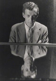 Benjamin Britten by Cecil Beaton