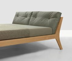 Double beds   Beds and bedroom furniture   Mellow   Zeitraum. Check it out on Architonic