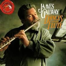 Dances for Flute - James Galway