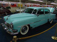 1954 Chrysler New Yorker by sgplewka, via Flickr