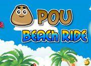 Acompaña en una gran jornada playera a nuestra querida mascota Pou, las carreras…