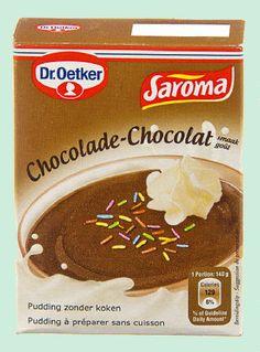 DR OETKER SAROMA pudding chocolat 79 g