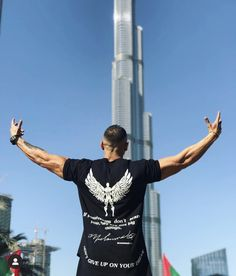 #warriors #warriorangels #beliveinyourself #dreambigger #lifestyle #motivationalquote #menfashion #activewear #wings #gymclothes #fitnesslifestyle #streetstyle #gymoutfit  #dubaifashion #angelwings Angel Warrior, Angel S, Dubai Fashion, Willis Tower, Warriors, Activewear, Motivational Quotes, Wings, Around The Worlds