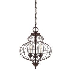 Like this pendant light. No sure yet where it would go, but just in case...