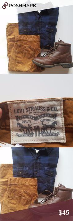 NWOT Men's Levi Slacks W30 L30 NWOT never worn perfect condition pants W30 L30 Levi's Pants Chinos & Khakis