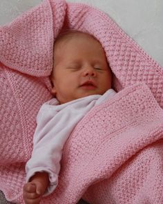 Baby blanket knitting patterns...but would look nice as a crocheted blankie too.