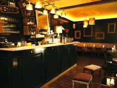 Le restaurant Chez Moustache, Paris 11ème
