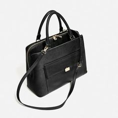 Image 6 of OFFICE CITY BAG from Zara