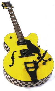 Dean Taxi. This is the perfect ska guitar. Real nice..!! You may try this URLhttp://powerdps.com