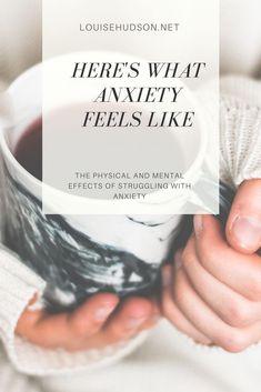 Here's What Anxiety Feels Like