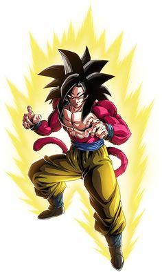 Goku render 2 [Dokkan Battle] by on DeviantArt Super Goku, Super Saiyan 4 Goku, Dragon Ball Z, Anime Dragon, Super Manga, Vegito Y Gogeta, Cartoon Network, Dbz Characters, Dope Cartoon Art