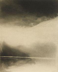 Loch Garve   Norman Ackroyd