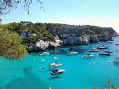 Pendiente de conocer la isla de Menorca. Cuando vaya tengo claro que alquilaré un coche para recorrer todos los rincones #rentacar #menorca