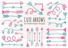 doodle arrow png - Google Search