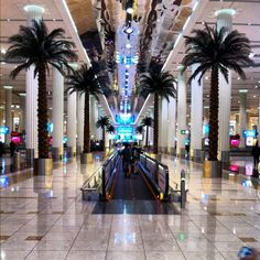 Abu Dhabi International Airport (AUH) (مطار أبو ظبي الدولي)