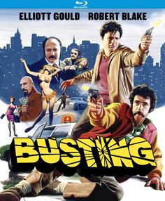 Busting - Blu-Ray (Kino Region A) Release Date: September 22, 2015 (Amazon U.S.)