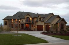 Large images for House Plan 161-1022