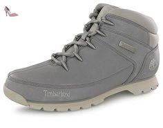 Timberland Euro Sprint Hiker STEEPLE GREY, MAN, Size: 43.5 EU (9.5 US / 9 UK) - Chaussures timberland (*Partner-Link)