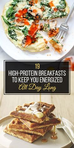 19 Healthy Breakfasts That Will Actually Fill You Up #vegetarianrecipeshighprotein