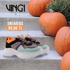 Sezonun en trend renkleri ile tasarlanan VINGI sneaker şimdi sadece 99,00 TL. Hemen almak için vingi.com.tr'yi ziyaret edin. Jordans Sneakers, Air Jordans, Shoes, Fashion, Moda, Zapatos, Shoes Outlet, Fasion, Air Jordan
