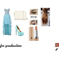 """graduation"" by jessicadawson8 on Polyvore"