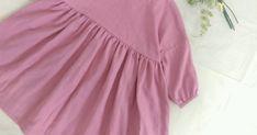 子供のナチュラルなワンピースの無料型紙と作り方 子供の七分袖のナチュラルなワンピースです。 「 大人のナチュラルなワンピース 」と同じ布で作れば、親子おそろいで着ることができます。 サイズは110と90です。我が家の3歳と1歳の姪っ子姉妹が着てくれて...