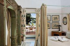 Villa Il Barone, luxury holiday villa with pool in Capri