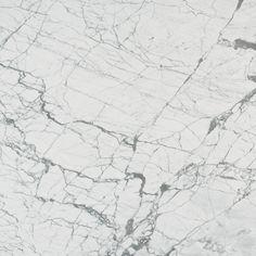 Bianco Venatino marble from Italy. Sharp grey-blue-ish veins.